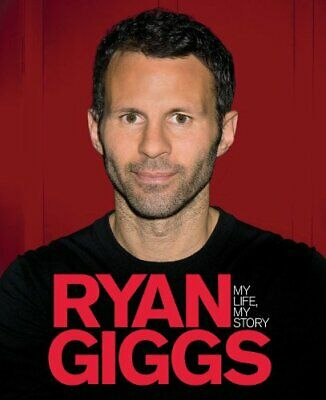 Ryan Giggs: My Life, My Story by Ivan Ponting Hardback Book The Cheap Fast Free