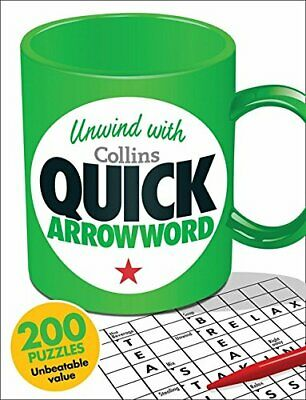Collins Quick Arrowword by Collins Book The Cheap Fast Free Post