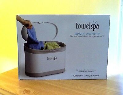 BRAND NEW~ Towel Spa 75000 Jumbo Towel Warmer **OPEN BOX**