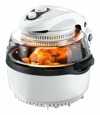 Fritteuse Gourmetmaxx 00974200125 Solo unabhängige Hot Air FRYER 11L 1400W