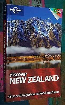 Discover NEW ZEALAND (Neuseeland) - Auckland Wellington ... # LONELY PLANET