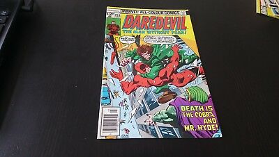 Daredevil #153 Original Marvel Comic (1978) Gene Colan