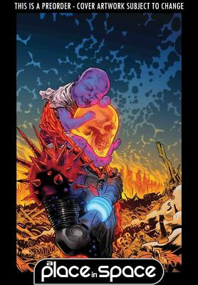 (Wk40) Cosmic Ghost Rider #4A - Preorder 3Rd Oct