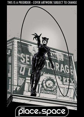 (Wk40) Catwoman, Vol. 5 #4A - Foil Cover - Preorder 3Rd Oct
