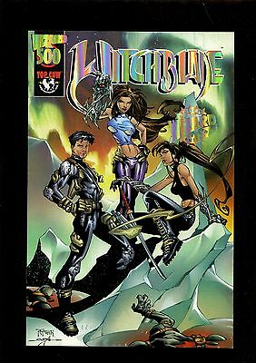 WITCHBLADE WIZARD 500 EDITION (9.2) TOP COW (b045)
