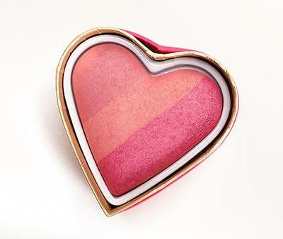 NIB TOO FACED Sweethearts Perfect Flush Blush SOMETHING ABOUT BERRY Full Size