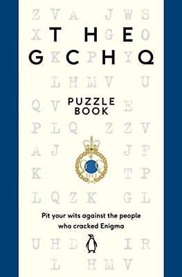GCHQ Puzzle Book by GCHQ New Paperback Book