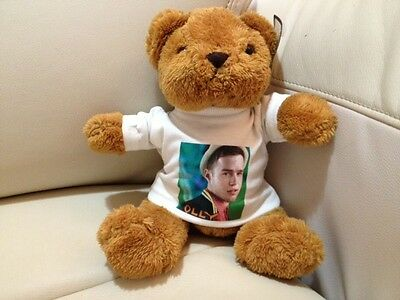 Olly Murs Teddy Bear