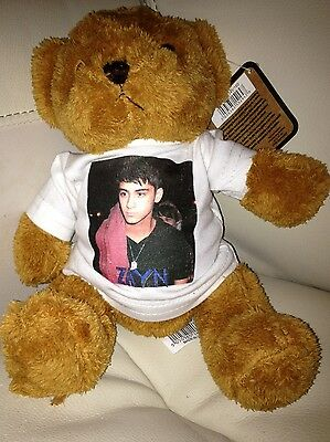 ONE DIRECTION Zayn Malik TEDDY BEAR 1D