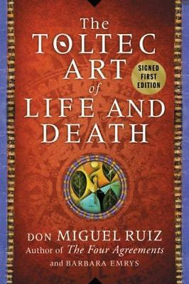 The Toltec Art Of Life And Death by Ruiz, Miguel