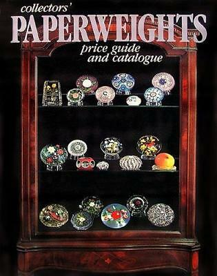 Collector's Paperweights Price Guide and Catalogue, 1986