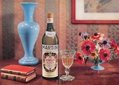 "0540 ""with Our Best Compliments....- Martini & Rossi Torino"" Auguri Orig."