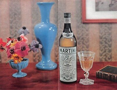 "0542 ""with Our Best Compliments....- Martini & Rossi Torino"" Auguri Orig."