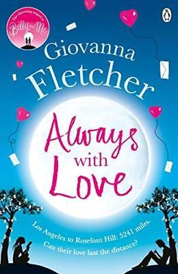 Always With Love by Giovanna Fletcher New Paperback Book