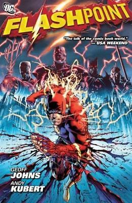 Flashpoint by Geoff Johns New Paperback Book
