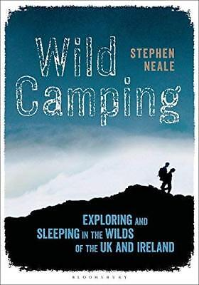 Wild Camping by Stephen Neale New Paperback Book