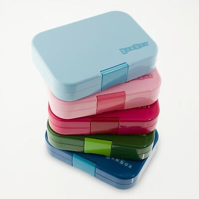 Yumbox Original 6 Compartment Leakproof Bento Box 5 Colours