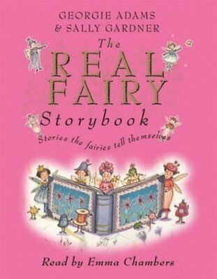 A BOOK OF Princesses & The Real Fairy Storybook - 2 CD Audio Books