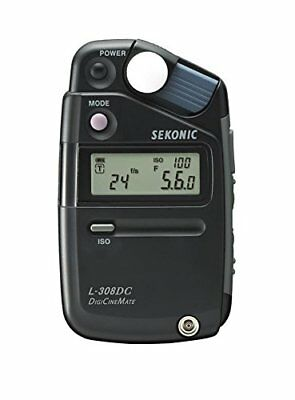 SEKONIC Digital Light Meter DigiCineMate L 08DC JE20 Fast Shipp From From japan