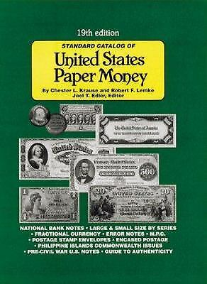 Standard Catalog of United States Paper Money by Chester L. Krause