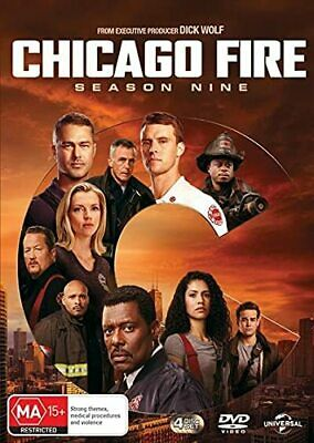 CHICAGO FIRE 6 (2017-2018): Firefighter Paramedic TV Season Series NEW Au R4 DVD
