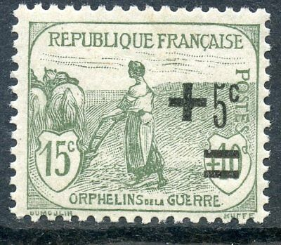 Stamp / Timbre France Neuf Orphelins De Guerre N° 164 **