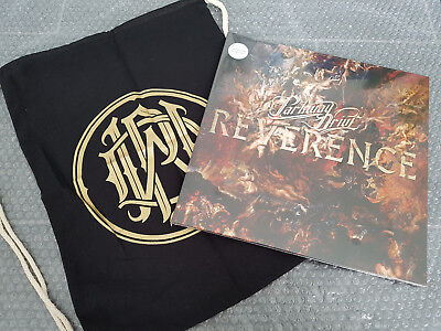 PARKWAY DRIVE: Reverence DELUXE SPLATTER Vinyl LP, lim. 300 with BAG Hatebreed