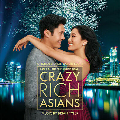 Brian Tyler - Crazy Rich Asians (Original Score) [New CD] Manufactured On Demand