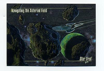 Skybox 1993 Star Trek Master Series Spectra Chase Card S-3 (S3) Asteroid Field