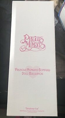 Precious Moments Doll Christmas Eve 1998 Stocking LIMITED EDITION NRFB