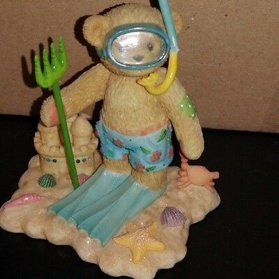 Cherished Teddies Troy Life's A Beach 2001 Regional Event #864366