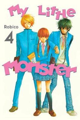 My Little Monster 4 by Robico Book The Cheap Fast Free Post