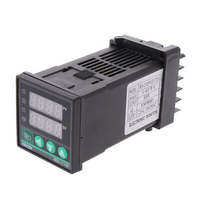 PID Temperature Controller Digital REX-C100 0 To 400°C K Type Input SSR Output