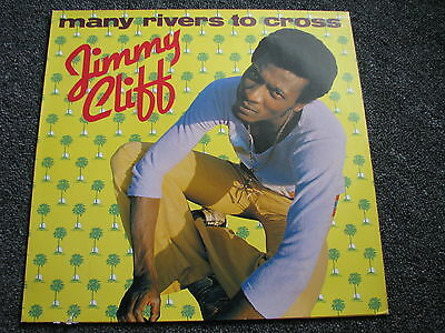 Jimmy Cliff-Many Rivers to Cross LP-Germany-1978-Ska-MOD-Album-Island-33 U/min