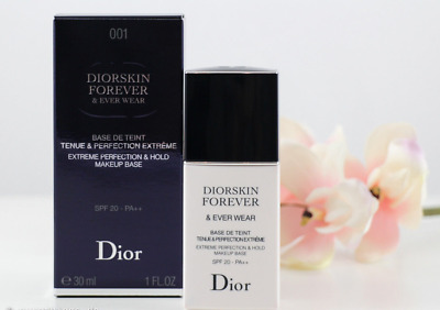 Dior Diorskin Forever & Ever Makeup Base Primer Spf20 30Ml Bnib 001 100% Genuine