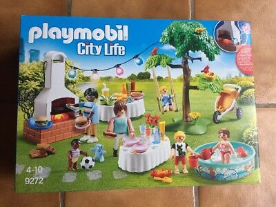 9272 Einweihungsparty PLAYMOBIL City Life