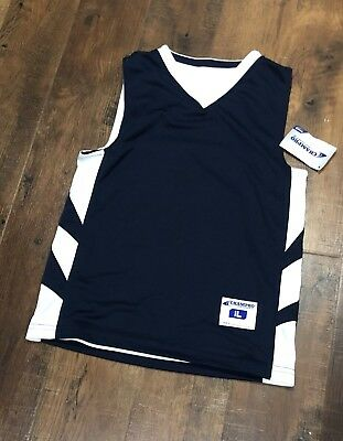 530015dc7 NWT REVERSIBLE CHAMPRO Sports Basketball Jersey Youth Sz L - $15.00 ...