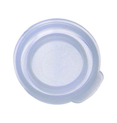 Wheaton 105050-190 105000 and 105010 Closure for Snap/Clip Top Vials, Pack of