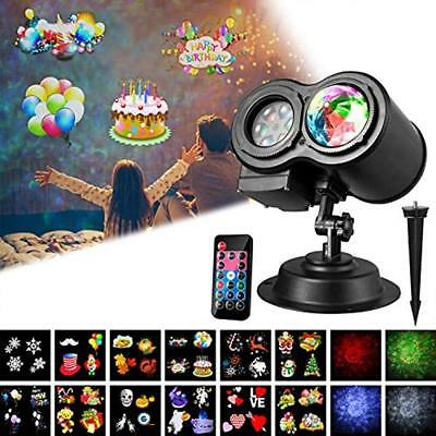Led Decorative Lighting Projectors Projector Lights, Wave With 12 Slides Pattern