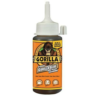 Gorilla Glue 115ML SUPER WATERPROOF GLUE Wood Stone Metal Ceramic Glass Foam