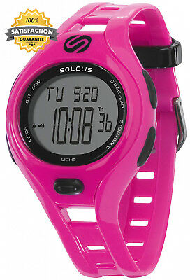 Soleus Dash Small Water Resistant Activity Tracker Watch