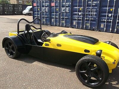 Haynes Locost Roadster Kit car Expertly built Never used