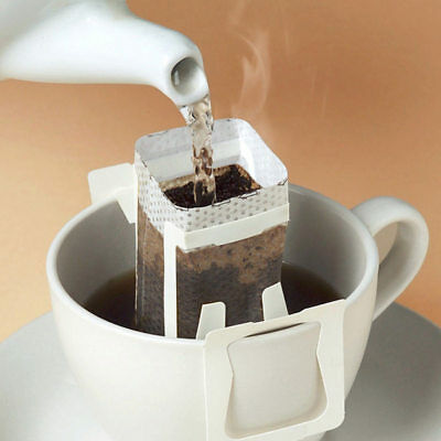 Coffee Filter Drip Bag Hanging Ear Disposable Tea Dripper Filter Pouch Wholesale