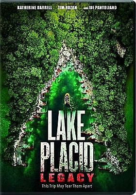 Lake Placid: Legacy - DVD Region 1 Free Shipping!