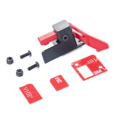 1/10 RC ABS TRAXXAS TRX-4 ESC Easy Start Trigger Power Transfer Switch Bracket