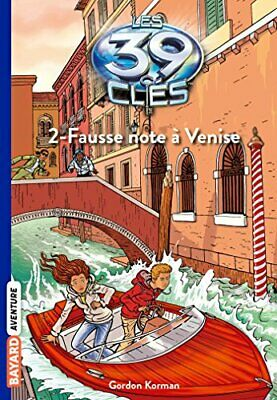 Fausse Note a Venise by Korman, Gordon Book The Cheap Fast Free Post