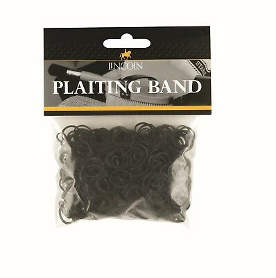 Lincoln Plaiting Bands 500