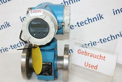 Endress + Hauser 30FT50-FD1AA11A32B Flow Meter Promag 30 Promag F