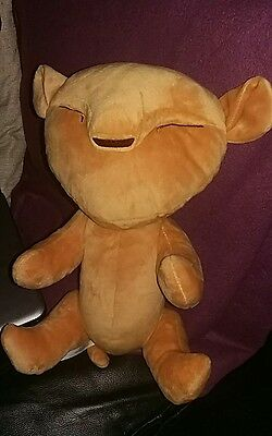 Disney Theatre Musical The Lion King Young Simba Cub Baby Plush Soft Toy Rare