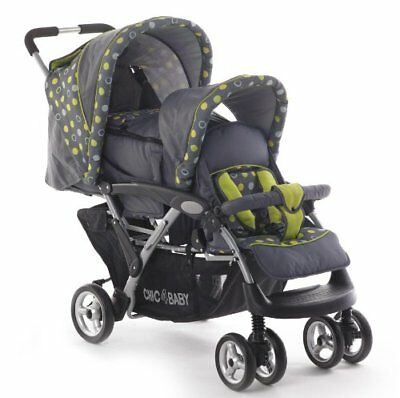 CHIC 4 BABY DUO 274 42 - Carri(Lemontree)